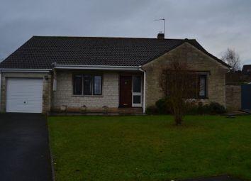 Thumbnail 3 bedroom detached bungalow to rent in Chestnut Close, Baltonsborough, Glastonbury