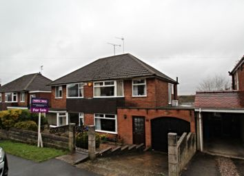 Thumbnail 3 bed semi-detached house for sale in Charnock Wood Road, Sheffield