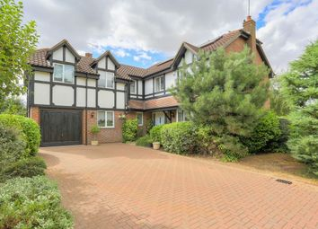 Thumbnail 5 bed detached house for sale in Damson Way, St. Albans