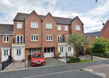 Thumbnail 4 bed terraced house for sale in Rothesay Gardens, Wolverhampton