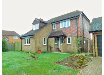 Thumbnail 4 bed detached house for sale in St. Marys Meadow, Arundel