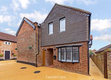 Thumbnail 2 bed terraced house to rent in Dolphin Yard, St Albans, Hertfordshire