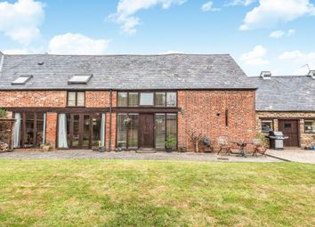 Thumbnail 6 bed barn conversion for sale in Little Coxwell, Faringdon