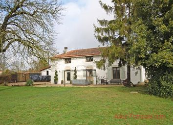 Thumbnail 4 bed property for sale in Theil Rabier, Charente, 16240, France