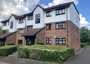 Thumbnail 1 bed flat for sale in Swallow Close, Saxon Park, Greenhithe, Kent