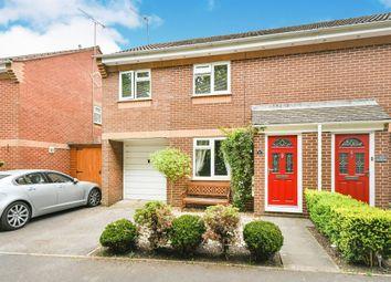 Thumbnail 3 bed semi-detached house for sale in Crooks Lane, Urchfont, Devizes