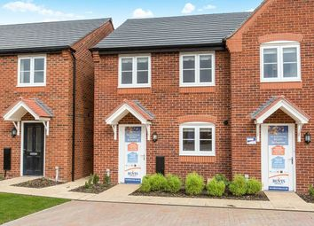 Thumbnail 2 bed terraced house for sale in Iris Rise Golden Nook Road, Cuddington, Northwich