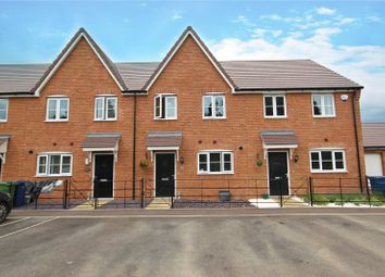 Thumbnail 3 bed terraced house for sale in Natton Close, Pamington, Tewkesbury
