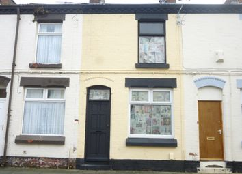 Thumbnail 2 bed terraced house to rent in Hawkins Street, Liverpool
