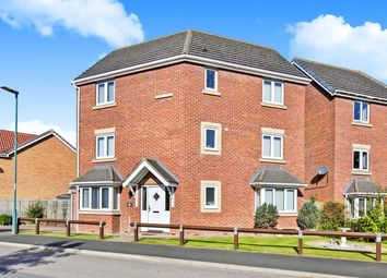 Thumbnail 4 bed detached house for sale in Fenwick Way, Consett