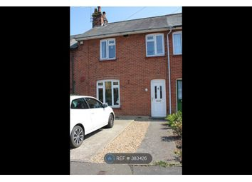 Thumbnail 3 bed terraced house to rent in Windmill Road, Essex