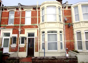 Thumbnail 7 bed terraced house to rent in Liss Road, Southsea, Hampshire