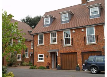 Thumbnail 4 bed semi-detached house for sale in Miller Close, Redbourne
