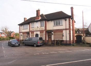 Thumbnail Pub/bar for sale in The Former Dun Horse, Brighton Road, Mannings Heath