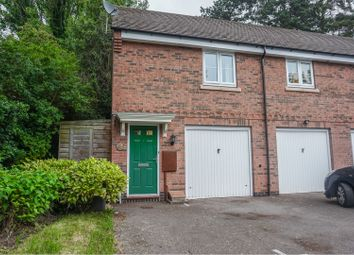 Thumbnail 2 bed property for sale in Burgess Drive, Earl Shilton
