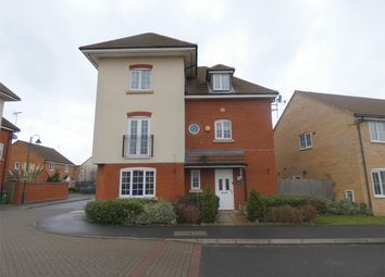 Thumbnail 4 bed detached house for sale in Shore View, Hampton Hargate, Peterborough, Cambridgeshire