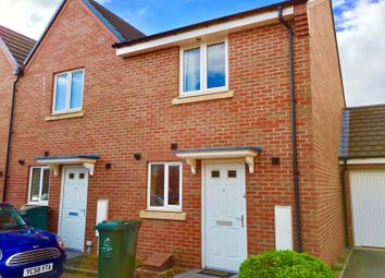 Thumbnail 2 bed end terrace house for sale in Border Court, New Stoke Village, Coventry