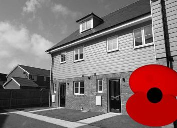 Thumbnail 4 bedroom end terrace house for sale in Tayberry Close, Newport