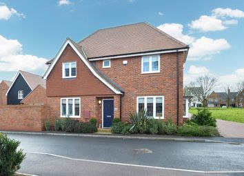 Thumbnail 3 bed detached house for sale in Bowlby Hill, Gilston, Harlow