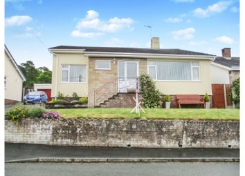 3 bed detached bungalow for sale in Glan Aber Estate, Eglwysbach LL28