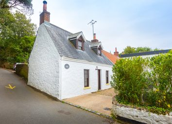 Thumbnail 2 bed cottage for sale in Les Courtes Fallaizes, St. Martin, Guernsey