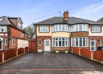 Thumbnail 3 bedroom semi-detached house for sale in Beeches Drive, Erdington, Birmingham, West Midlands