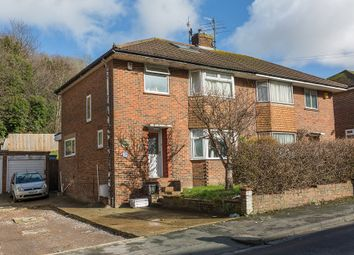 Thumbnail 5 bed semi-detached house to rent in Ashurst Road, Brighton
