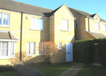 Thumbnail 3 bed semi-detached house for sale in Nightingale Way, Royston