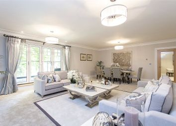 Thumbnail 2 bed flat for sale in Magpie Hall Road, Bushey, Hertfordshire