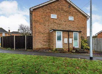 Thumbnail 1 bed terraced house to rent in Ploughmans Way, Rainham, Gillingham