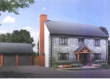 Thumbnail 4 bed detached house for sale in Lambsquay Road, Milkwall, Coleford