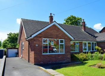 Thumbnail 2 bedroom semi-detached bungalow for sale in Stoney Butts, Lea, Preston