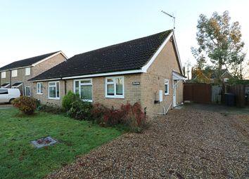 2 bed semi-detached house for sale in Broadfields Road, Gislingham, Eye IP23