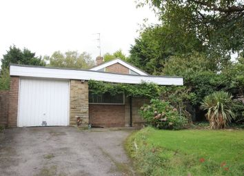 Thumbnail 3 bed detached bungalow for sale in School Lane, Bidston, Wirral