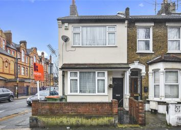Thumbnail 3 bed end terrace house for sale in Corporation Street, Stratford, London