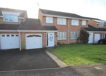 Thumbnail 3 bed property for sale in Chalice Way, Glastonbury