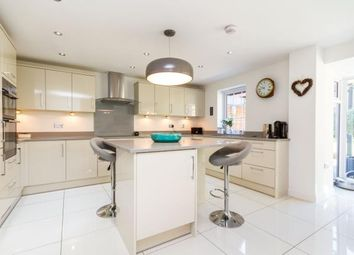 Thumbnail 5 bed detached house for sale in John Ireland Way, Washington, Pulborough, West Sussex