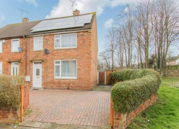 Thumbnail 3 bed semi-detached house for sale in Davenport Road, Leicester