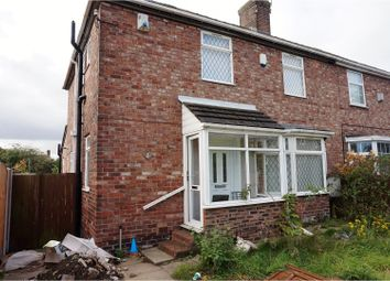Thumbnail 3 bed semi-detached house for sale in Sycamore Avenue, Widnes