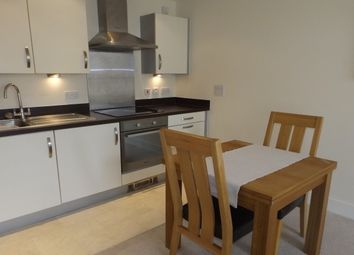 Thumbnail 1 bed flat to rent in Eddystone House, Prospect Place, Cardiff Bay