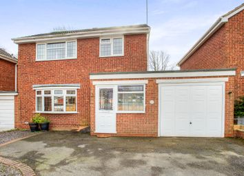 Thumbnail 4 bed detached house for sale in Salford Close, Woodrow South, Redditch
