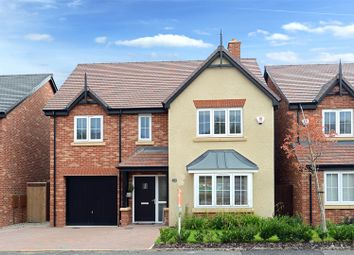 Thumbnail 4 bed detached house for sale in Blacksmiths View, Hadnall, Shrewsbury