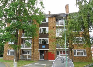 Thumbnail 2 bed flat for sale in Wheatcroft House, Newhouse Close, New Malden, Surrey