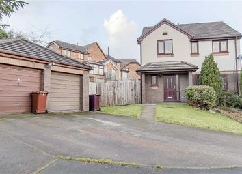 Thumbnail 4 bed detached house for sale in The Chase, Burnley, Lancashire
