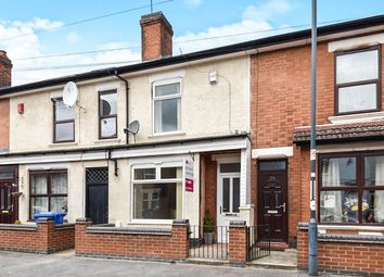 Thumbnail 3 bedroom terraced house for sale in Davenport Road, Derby