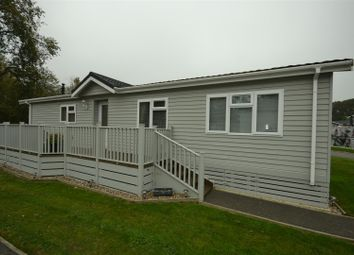 Thumbnail Mobile/park home for sale in Westfield Lane, Westfield, Hastings