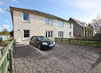 Thumbnail 2 bed flat for sale in Abbey Road, Scone, Perth