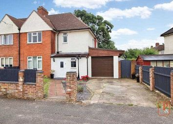 Thumbnail 3 bed semi-detached house for sale in Lindbergh Road, Ipswich