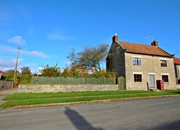 Thumbnail 4 bed detached house for sale in The Old Post Office, Main Street, Harome, York