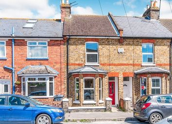 Thumbnail 2 bed terraced house for sale in Seafield Road, Ramsgate